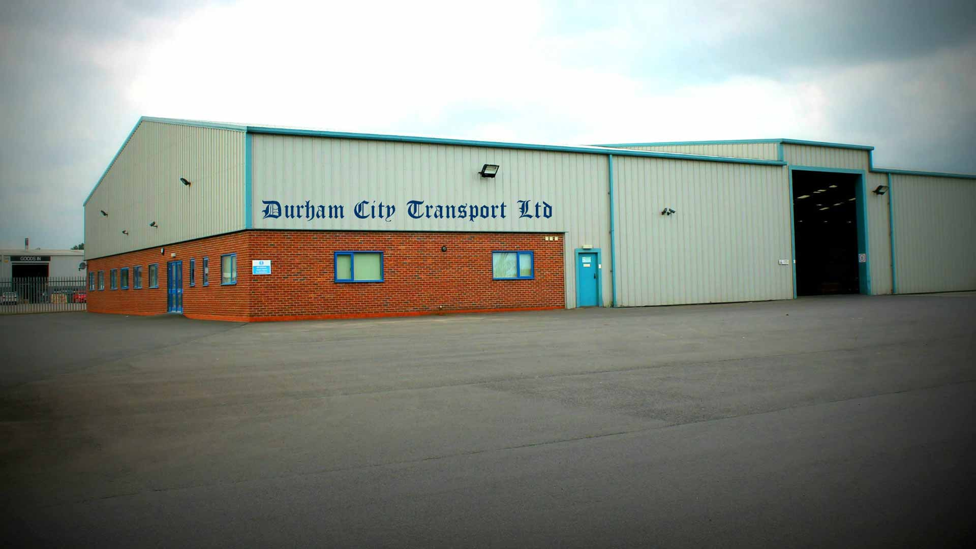 Durham City Transport Ltd Transport Storage Logistics For